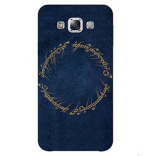 EYP LOTR Hobbit  Back Cover Case For Samsung Galaxy J5