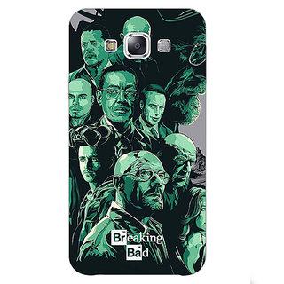 EYP Breaking Bad Heisenberg Back Cover Case For Samsung Galaxy J7