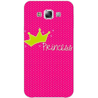 EYP Princess Back Cover Case For Samsung Galaxy J5