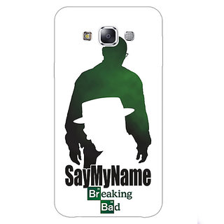 EYP Breaking Bad Heisenberg Back Cover Case For Samsung Galaxy J5