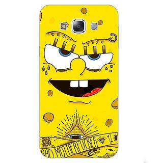 EYP Spongebob Back Cover Case For Samsung Galaxy J7