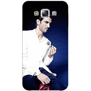 EYP Bollywood Superstar Sushant Singh Rajput Back Cover Case For Samsung Galaxy J7