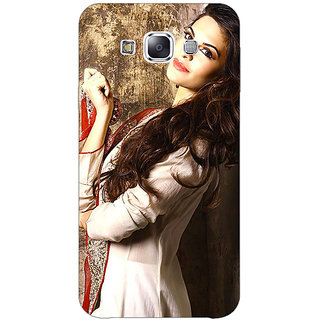 EYP Bollywood Superstar Jacqueline Fernandez Back Cover Case For Samsung Galaxy J7