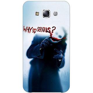 EYP Villain Joker Back Cover Case For Samsung Galaxy On5