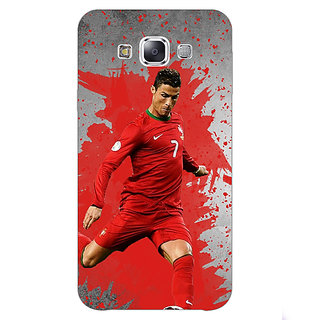 EYP Cristiano Ronaldo Portugal Back Cover Case For Samsung Galaxy On5