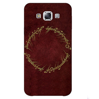 EYP LOTR Hobbit  Back Cover Case For Samsung Galaxy J7