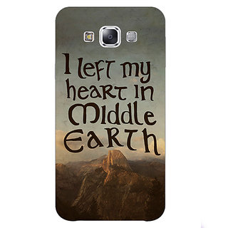 EYP LOTR Hobbit  Back Cover Case For Samsung Galaxy On5