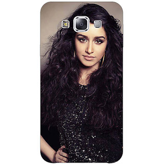 EYP Bollywood Superstar Shraddha Kapoor Back Cover Case For Samsung Galaxy J7