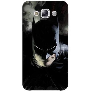 EYP Superheroes Batman Dark knight Back Cover Case For Samsung Galaxy On7