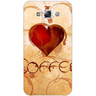 EYP Coffee Quote Back Cover Case For Samsung Galaxy On5
