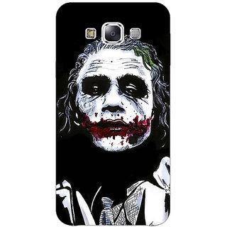 EYP Villain Joker Back Cover Case For Samsung Galaxy On7