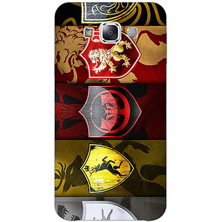 EYP Game Of Thrones GOT  Back Cover Case For Samsung Galaxy On7