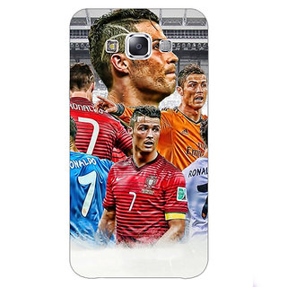 EYP Cristiano Ronaldo Real Madrid Back Cover Case For Samsung Galaxy On5