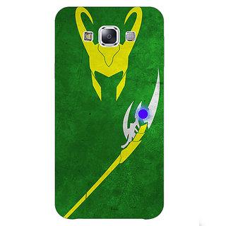 EYP Superheroes Loki Back Cover Case For Samsung Galaxy On7