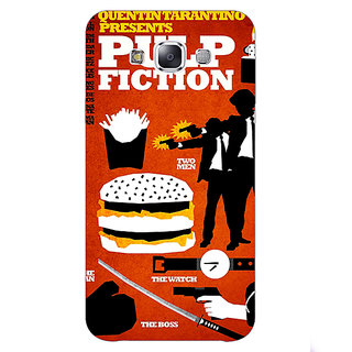 EYP Pulp Fiction Back Cover Case For Samsung Galaxy On7