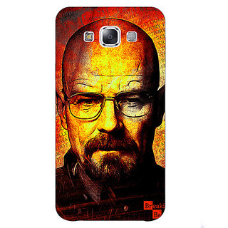 EYP Breaking Bad Heisenberg Back Cover Case For Samsung Galaxy On7