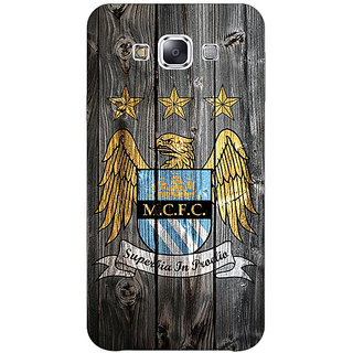EYP Manchester City Back Cover Case For Samsung Galaxy On5