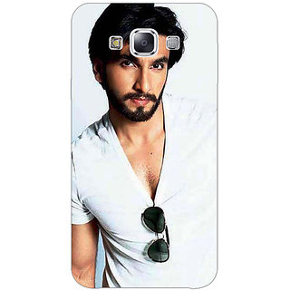 EYP Bollywood Superstar Ranveer Singh Back Cover Case For Samsung Galaxy On7