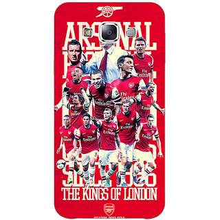 EYP Arsenal Back Cover Case For Samsung Galaxy On7