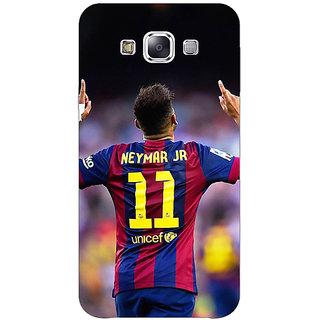 EYP Barcelona Neymar Back Cover Case For Samsung Galaxy On7