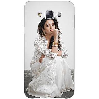 EYP Bollywood Superstar Alia Bhatt Back Cover Case For Samsung Galaxy On7