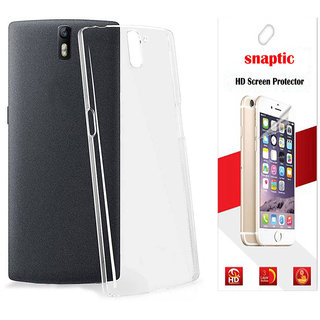 official photos e2a57 aa947 Buy Snaptic Soft back Cover for Micromax Canvas Blaze 4G Q400 with ...