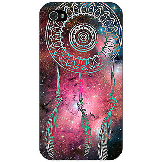 Enhance Your Phone Dream Catcher  Back Cover Case For Apple iPhone 4 E10193