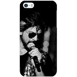 Enhance Your Phone Bollywood Superstar Shahrukh Khan Back Cover Case For Apple iPhone 5 E20904