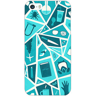 Enhance Your Phone Breaking Bad Back Cover Case For Apple iPhone 5 E20411