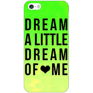 Enhance Your Phone Dream Love Back Cover Case For Apple iPhone 5c E30092