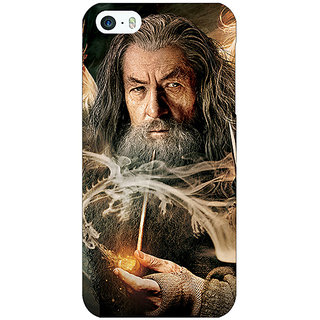 Enhance Your Phone LOTR Hobbit Gandalf Back Cover Case For Apple iPhone 5c E30358