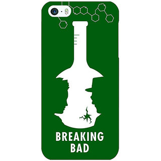 Enhance Your Phone Breaking Bad Heisenberg Back Cover Case For Apple iPhone 5c E30422