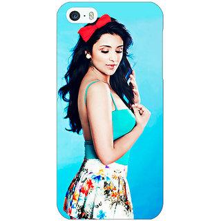 Enhance Your Phone Bollywood Superstar Parineeti Chopra Back Cover Case For Apple iPhone 5c E30977