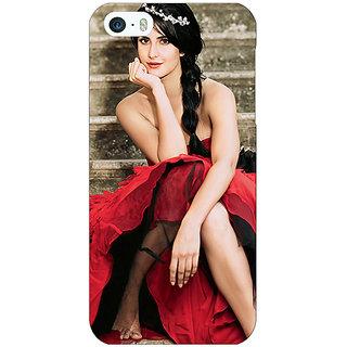 Enhance Your Phone Bollywood Superstar Katrina Kaif Back Cover Case For Apple iPhone 5c E31046