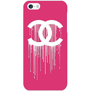 Enhance Your Phone Chanel Back Cover Case For Apple iPhone 5c E31423