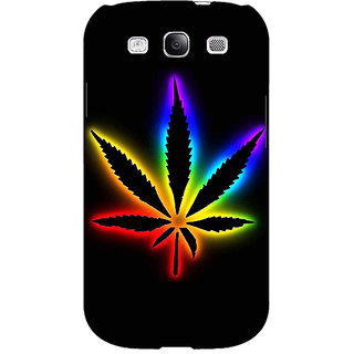 Enhance Your Phone Weed Marijuana Back Cover Case For Samsung Galaxy S3 E50492