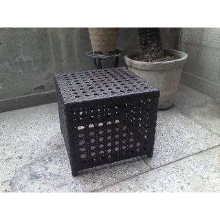 outdoor cube stool
