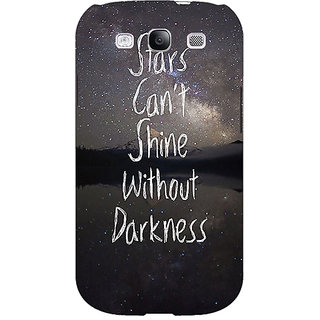Enhance Your Phone Quote Back Cover Case For Samsung Galaxy S3 E51478