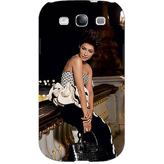 Enhance Your Phone Bollywood Superstar Chitrangada Singh Back Cover Case For Samsung Galaxy S3 E51036