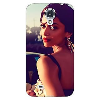 Enhance Your Phone Bollywood Superstar Deepika Padukone Back Cover Case For Samsung Galaxy S4 I9500 E61039