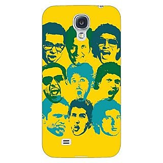 Enhance Your Phone Bollywood Superstar ZNMD Back Cover Case For Samsung Galaxy S4 I9500 E61099