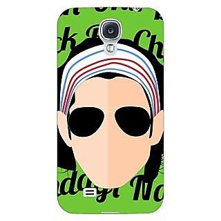 Enhance Your Phone Bollywood Superstar Rock On Back Cover Case For Samsung Galaxy S4 I9500 E61100