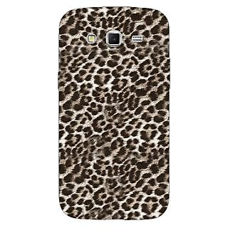 Enhance Your Phone Cheetah Leopard Print Back Cover Case For Samsung Galaxy Grand 2 E70077