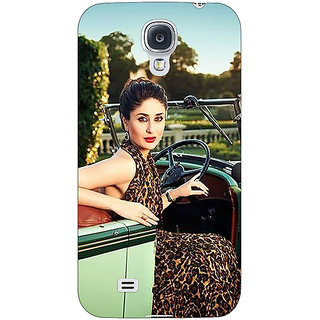 Enhance Your Phone Bollywood Superstar Kareena Kapoor Back Cover Case For Samsung Galaxy S4 I9500 E61054