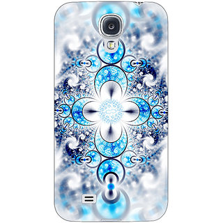 Enhance Your Phone Abstract Design Pattern Back Cover Case For Samsung Galaxy S4 I9500 E61511