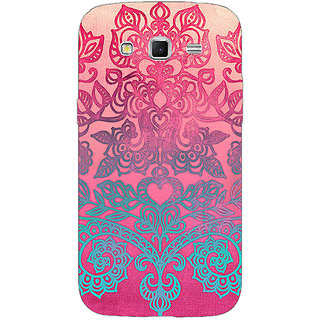 Enhance Your Phone Princess Pattern Back Cover Case For Samsung Galaxy Grand 2 E70229