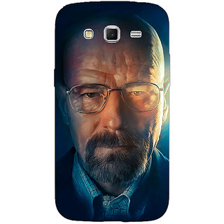 Enhance Your Phone Breaking Bad Heisenberg Back Cover Case For Samsung Galaxy Grand 2 E70417