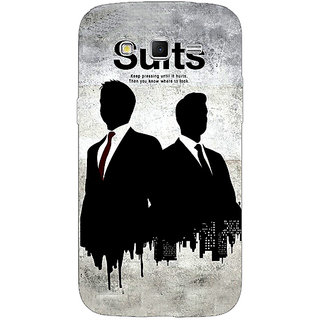 Enhance Your Phone SUITS Harvey Spector Back Cover Case For Samsung Galaxy Grand 2 E70478