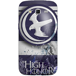 Enhance Your Phone Game Of Thrones GOT Arryn Back Cover Case For Samsung Galaxy Grand 2 E71532