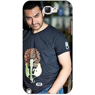 Enhance Your Phone Bollywood Superstar Aamir Khan Back Cover Case For Samsung Galaxy Note 2 N7100 E80918